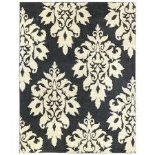 damask area rug grey pattern rugs damask area rug 8x10 paradise gray