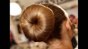 Sock Bun Hair Style the sock bun hairstyle best suits for medium hair steps to make at 4838 by wearticles.com