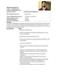 Brilliant Ideas Of Resume Cad Operator Electrical Designer Resume
