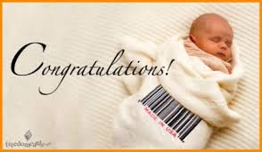New Baby Congrats Free Congratulations On Your New Baby Ecard Email Free