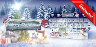 <b>Merry Christmas</b> GO Keyboard <b>Animated</b> Theme - Apps on Google ...