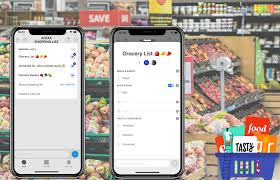 How To Make A Grocery List Any Do Launches A Smart Grocery List That Saves You Time