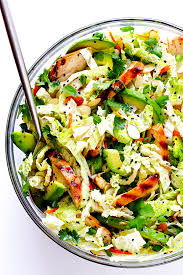 fresh garden salad with chicken. Simple Fresh This Asian Chicken Chopped Salad Recipe Is Quick And Easy To Make Packed  With Fresh To Fresh Garden With D