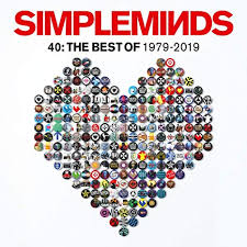 <b>40</b>: THE BEST OF – 1979 – 2019 by <b>Simple Minds</b>: Amazon.co.uk ...