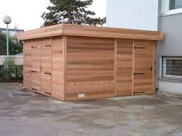 Best Construire Son Abris De Jardin Toit Plat Ideas Matkin Info