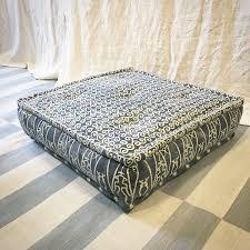 floor cushions.  Floor Cloud Scroll Floor Cushions  On