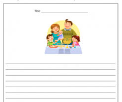 writing worksheets story picture hanukkah