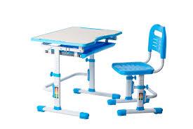 <b>Комплект парта</b> + <b>стул</b> трансформеры Vivo Blue FUNDESK