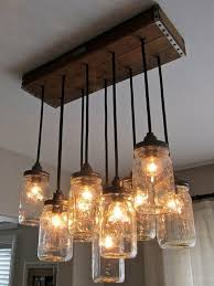 how to make a mason jar chandelier mason jar light fixturemason