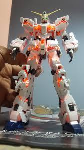 Rg Unicorn Led Mod Complete Gunpla