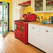 Editors' Picks: Our Favorite Yellow Kitchens