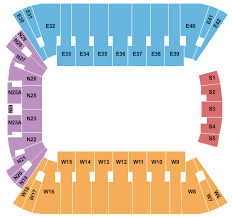 Supercross Seating Chart Ama Supercross Tickets Seating Chart Rice Eccles Stadium