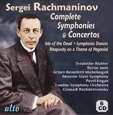 <b>Rachmaninov</b>: Complete Symphonies & Concertos – Alto CD