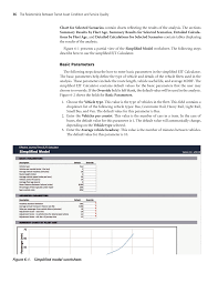 Std Summary Chart Chapter 6 Using The Ejt Calculation Tools The