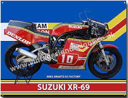 suzuki xr promotion off64
