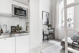 Small living is taken to a stylish extreme in 100-square-foot ...