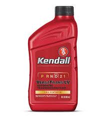 Kendall Versatrans Application Chart Versatrans Lv Atf Kendall Motor Oil