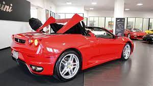 2007 Ferrari F430 Spider F1 L0522 Youtube