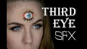 third eye sfx prosthetic makeup tutorial fx gelatin