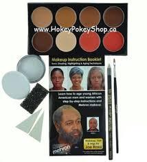picture of mini pro student makeup kit um dark dark