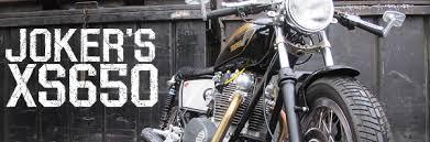 joker machine s yamaha xs650