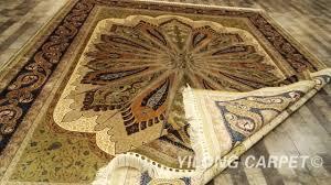 handmade persian carpet hand knotted persian silk rugs