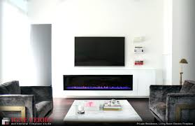 electric fireplace for basement heat page luxury corner renovated featuring silver fox stone residence living room