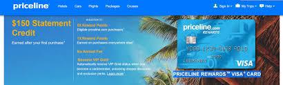 Priceline credit card application status. 150 Back After First Purchase With Priceline Rewards Visa