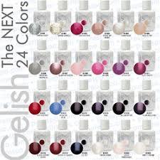 Anc Nails Color Chart Bundle Of The New 24 Gelish Colors Gelish Soak Off Gel Nail Polish By Nail Harmony 01324