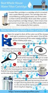 Household Water Filter System Top 7 Best Whole House Water Filter Cartridge 2017