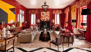 Living Room With Red 10 Red Living Room Ideas And Designs