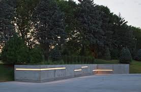 contemporary landscape lighting. modern tape lights landscape contemporary with concrete wall d outdoor and sconces lighting g