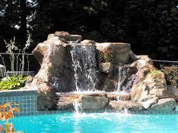 Lightweight GFRC concrete waterfall  Water FeaturesRockGarden ...