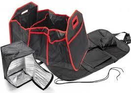 Автомобильный <b>органайзер</b> (набор сумок), цена 35,50 руб ...