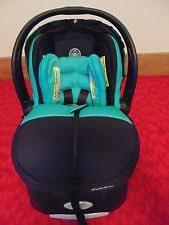embrace 35 car seat. evenflo embrace 35 / pro infant carseat teal/black car seat