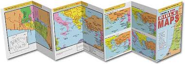 Then Now Bible Maps Transparencies And Powerpoint