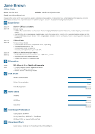 Office Clerk Resume Sample Writing Guide 20 Examples