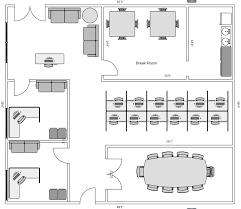 design office floor plan. Emergency Office Exit Plan Design Floor A
