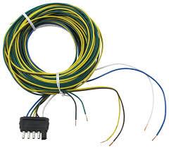 wesbar 5 pole flat connector wishbone style trailer end 40 wesbar 5 pole flat connector wishbone style trailer end 40 long wesbar wiring w002290