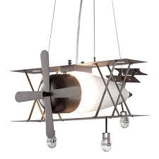 Airplane Pendant Light Xinda Pendant Lighting Simple Style Nordic Airplane Shade 1 Light Led Ceiling Hanging Kids Room Decorative Light A