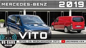 Le vito mixto est le véhicule multifonction à l'étoile : 2019 Mercedes Benz Vito Review Release Date Specs Prices Youtube