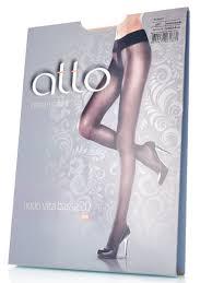 <b>Колготки Atto</b> светло-бежевый, 20 den — купить в интернет ...