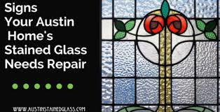 how to spot damage in your austin home s stained glass windows