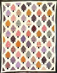 71 best Quilts. Trees~~**~~ images on Pinterest & Pieced Quilt Pine Trees 1930 Adamdwight.com