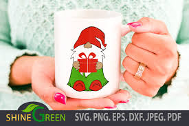 Currently, it supports enough svg to display a few test files. Christmas Gnome Svg Graphic By Shinegreenart Creative Fabrica