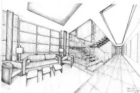 interior design bedroom drawings. Winsome Draw Interior Design 5 Architecture Drawing New At Innovative Drawing5 . Delightful Bedroom Drawings