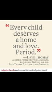 Adoption.....creating a family from the heart & the hand of God on ...
