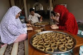 نتيجة بحث الصور عن تقاليد مخبوزات العيد بالاقصر