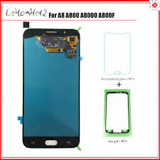 For Samsung A8 A800 A8000 A800F LCD ...