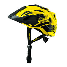 Oneal Helmet Size Chart Oneal Mtb Clothing O Neal Q Bicycle Helmets Black Yellow